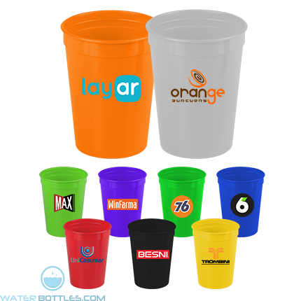 Promotional Cups - Cups-On-The-Go - 12 oz. Stadium Cup