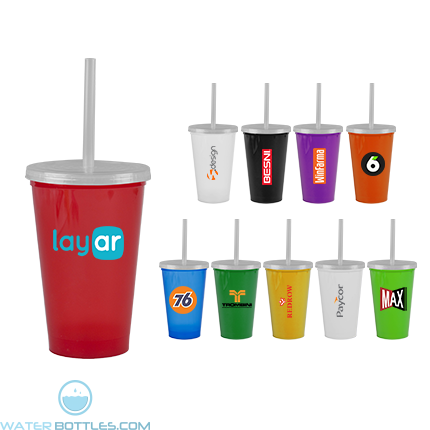 Promotional Cups - Cups-On-The-Go -20 oz. Stadium Cup