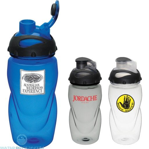 Personalized Sports Water Bottles - Gobi Sports Bottles   17 oz