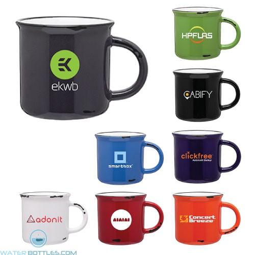 Custom Coffee Mugs - 15 oz Stoneware Mug
