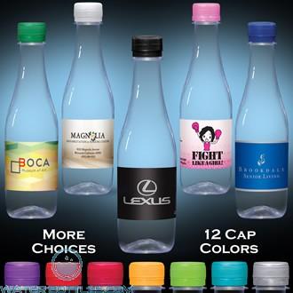 Glastic Custom Labeled Water | 12 fl oz.