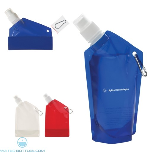 Collapsible Foldable Water Bottles | 12 oz