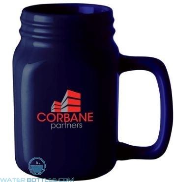 Custom Logo Ceramic Mug | 16 oz