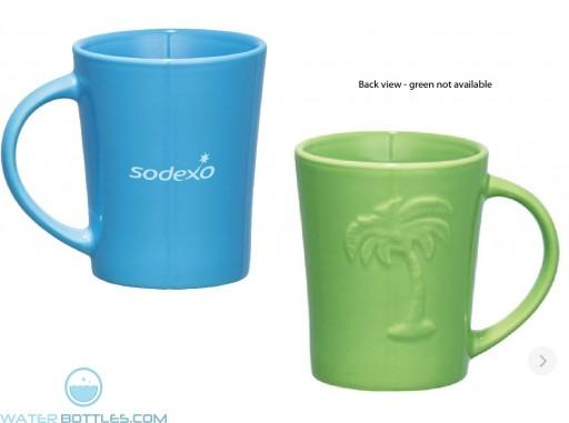 Palms Ceramic Mug   14 oz