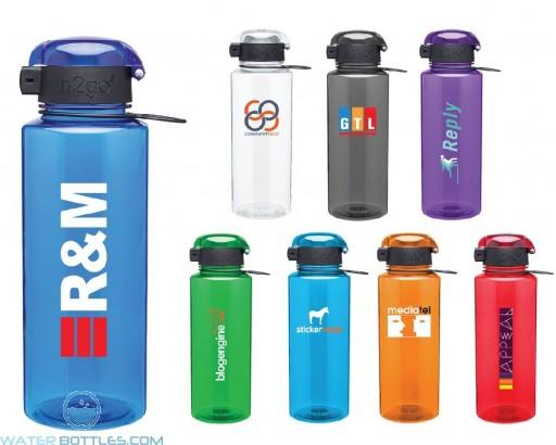 Eastman Tritan H2go Pismo Water Bottles | 28 oz.