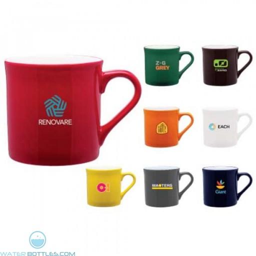 Zeal Ceramic Mug | 16 oz