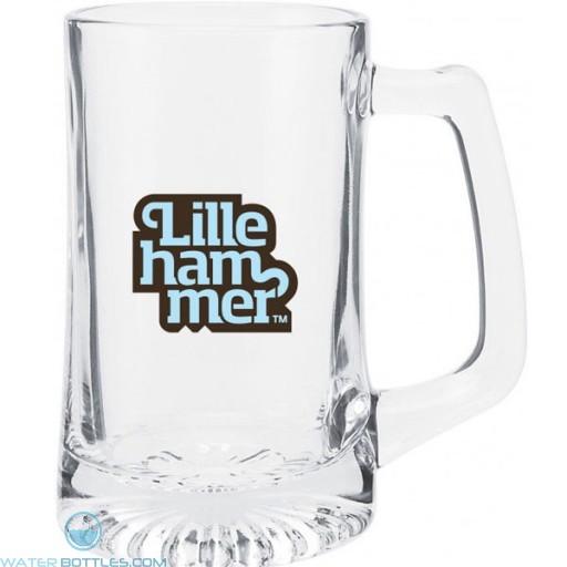 Glass Sports Mug | 15 oz
