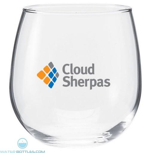 Vina Stemless Red Wine Glass | 16.75 oz