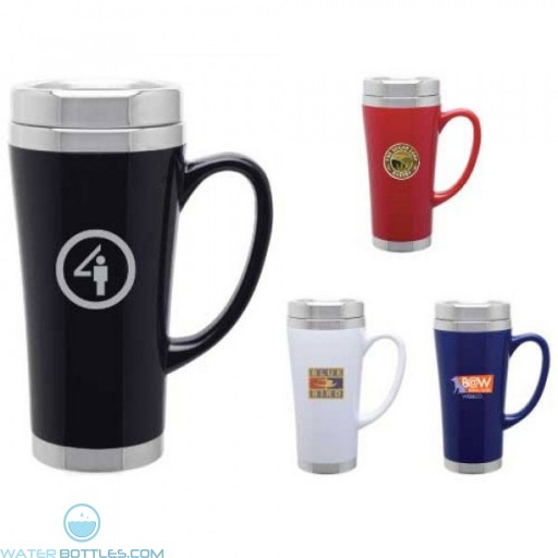 Fusion Insulated Travel Mug | 16 oz