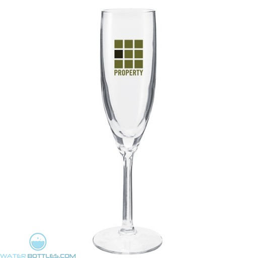 Domain Glass Flute | 6 oz