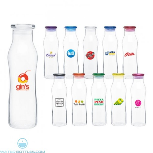 H2Go Vue Glass Bottles | 20 oz