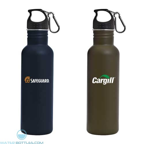 Personalized Logo Water Bottles - The Radiant San Carlos Water Bottles