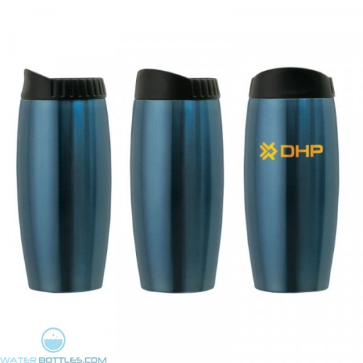 Premium Imprinted Stainless Steel Tumbler | 12 oz