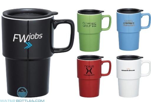 Contra Ceramic Mug | 17 oz