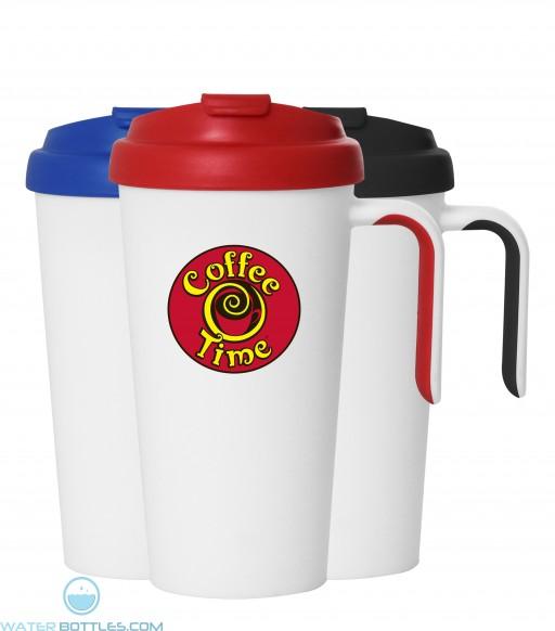 Personalized Promo Mugs - The Sonoma Travel Mug