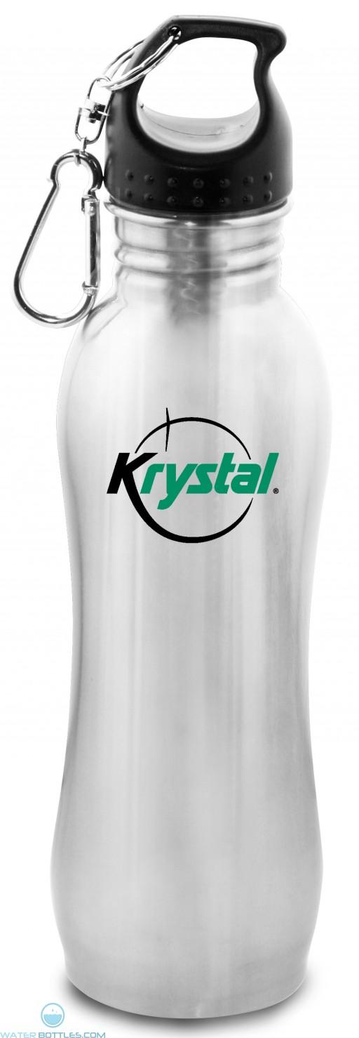 Custom Logo Water Bottles - The La Jolla Water Bottles