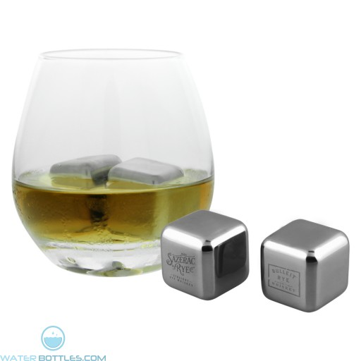 """Stainless Steel Ice Cubes 