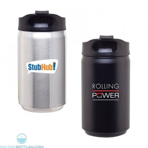 Stainless Steel Thermal Can | 8 oz