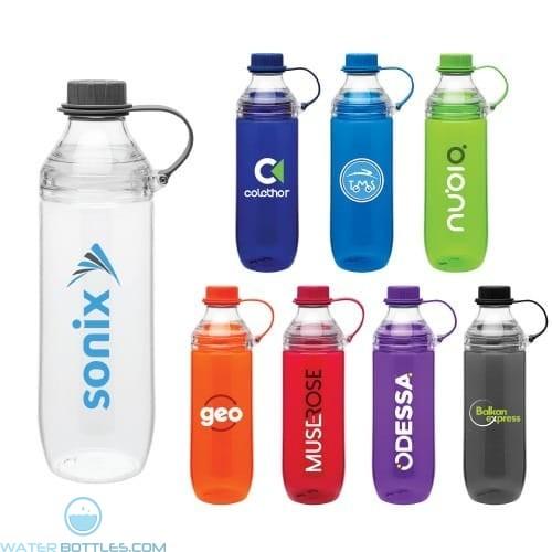 Custom Water Bottles - 25 oz Tritan Dual Core Water Bottle