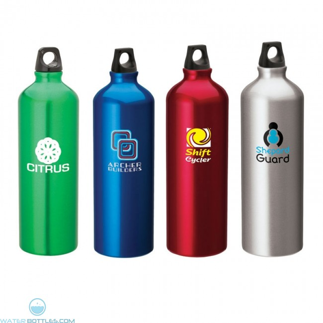 printed flask with twist top 33 8 oz custom water bottles