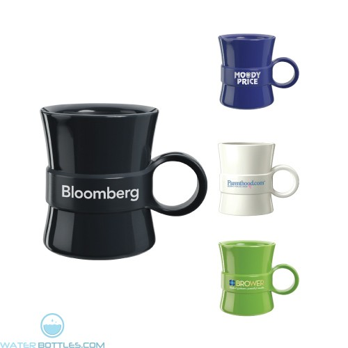 14 Oz Loop Bpa Free Plastic Mug Beer Custom Coffee Mugs