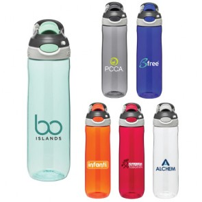 Personalized Water Bottles 24 Oz Contigo Chug Bottle