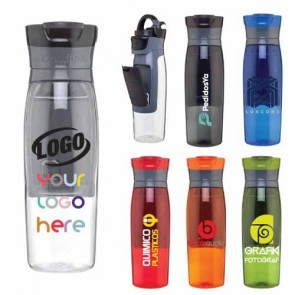 Manhattan College 24-ounce Sport Water Bottle Green