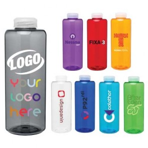 24 Oz H2go Daytona Tritan Water Bottles