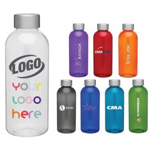 custom hard plastic bottles for your company freebies giveaways